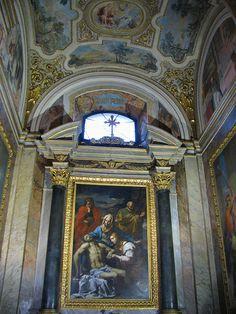San Girolamo dei Croati, Rome, October 2010