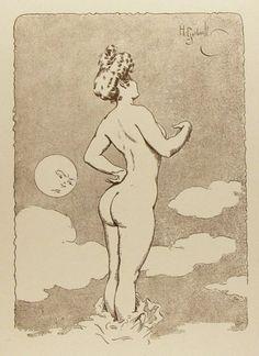 vintage postcard (H. Gerbault)