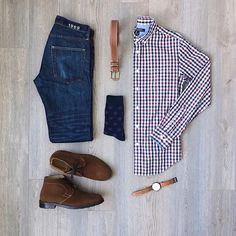 Follow @inisikpe for daily style #SuitGrid to be featured  __________________________ #SuitGrid by: @mitchyasui __________________________  Tap For Brands #inisikpe Shirt: @bananarepublic Denim: @gap Belt: @frankandoak Shoes: @martindingman1990 Socks: @weekendcasual Watch: @instrmntlimited