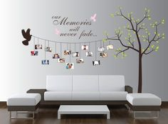 Large Photo Tree Wall Decal, Customizable Family Tree Decal by Wall Decal Source, http://www.amazon.com/dp/B00CHRKNG0/ref=cm_sw_r_pi_dp_BHv-rb0912R2Y