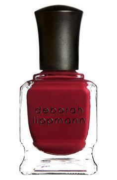 Deborah Lippmann Nail Color available at #Nordstrom