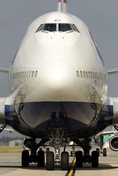 British Airways Boeing 747-436