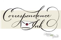 13.Correspondence Ink Logo