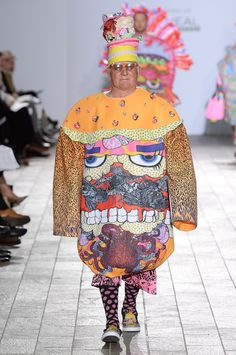 Dezeen's top picks from Central Saint Martins graduates 2015 Working day fashion! LOL