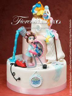 Fiorella Balzamo. The Mom Cake