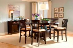 Next level dining on pinterest dining sets 5 piece dining set and dinette sets - Timelessly classic dining table designs long lasting beauty function ...