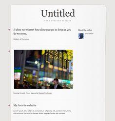 20 Best Free Tumblr Themes