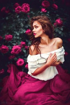 Excellent fashion and beauty shots by the brilliant photographer Svetlana Belyaeva. fashion beauty photography