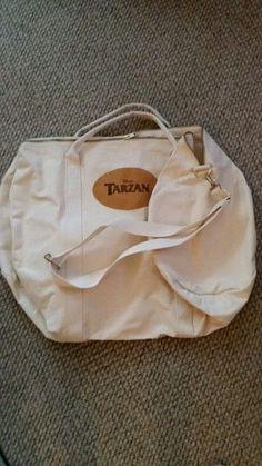 Tarzan Cast Member Duffle Bag