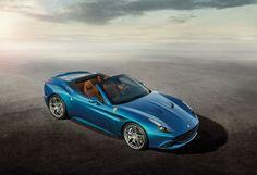 The Ferrari California T punches 560 bhp (412 kW)