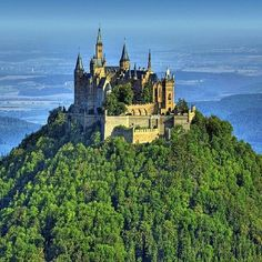 Hohenzollern Castle, Stuttgart, Germany... #HohenzollernCastle #Stuttgart #Germany .. See more... https://www.facebook.com/chris.wysocki1/media_set?set=a.591552674206802.1073741825.100000562257390&type=3