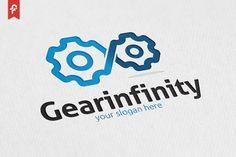 Gear Infinity Logo - Logos