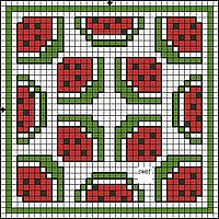 Gallery.ru / anavalles - Album biscornius punto de cruz
