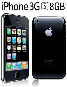 Apple Iphone 3gs 8gb Black ($166.44)