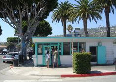 Santa Barbara, CA: La Super-Rica Taqueria - Best Taco Spots on Food & Wine Julia Child was famously a fan of this cash-only '50s-style aqua-colored taqueria. The house-made tortillas are a specialty: Masa dough is rolled into a ball, pressed, then grilled just moments before it's filled with simple, straightforward toppings like chorizo, tri-tip and sautéed strips of chile pasilla. Locals know to go on Mondays, when the lines are shortest. 805-963-4940