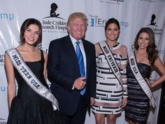 Leave it to beauty pageant owner and former reality TV star President Donald Trump to continue to judge physical appearances, even after being named our country's highest leader.  Several anonymous sources recently spoke with Axios about the dress code Trump expects from his employees, and it's ... something
