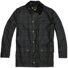 Barbour Japanese SL Bewick Blackwatch Jacket (Blackwatch) Belstaff, Barbour, Tartan, Tweed, Motorcycle Jacket, Gentleman, Raincoat, Menswear, Men Casual