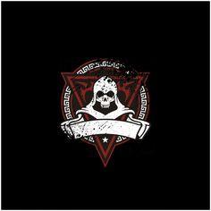 Rustic skull emblem for game or motor cl. Team Logo Design, Logo Desing, Mascot Design, Video Game Symbols, Logo Esport, Youtube Banner Template, Iron Man Wallpaper, Black Background Images, Joker Wallpapers