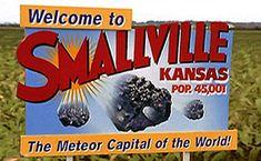 Welcome To Smallville Kansas
