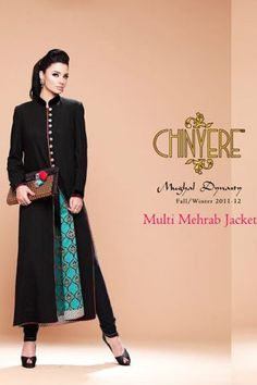 Chinyere is one of the best brands that offer a wide range of formal and wedding wear. They have launched their winter collection It is one of the best ready to wear brands in Pakistan. Kurta Designs, Blouse Designs, Dress Designs, Indian Attire, Indian Wear, Pakistani Outfits, Indian Outfits, Ethnic Fashion, Asian Fashion