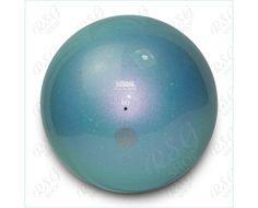 Ball Sasaki M-207AU LIBU RSG Wettkampfball Hellblau 18.5cm FIG