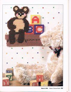 Teddy Bear Shelf Sitters 1/2