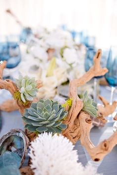 Beachside Chic Wedding Design