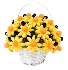 edible arrangement with pineapple