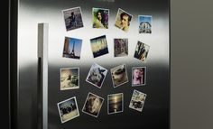 Fridge looking a little naked? Dress it up with your favourite selection of photos – they're the new black in fridge-wear. Grab yourself eight extra-large personalised photo magnets from magnapix.co.nz for just $10 including delivery.