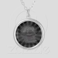 the Skull - Rays Black & White from Zazzle.com