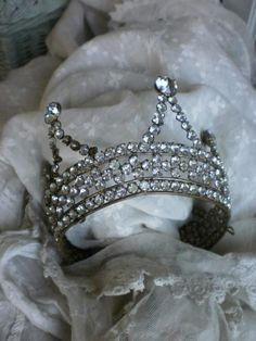 Crown Ring.   I'm pretty sure I was a queen of something in my past life.