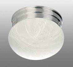 Minster 2 Light Ceiling Fixture Flush Mount