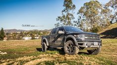 Ford F150 SVT Raptor - ADV6 MV.2 SL - Matte Black