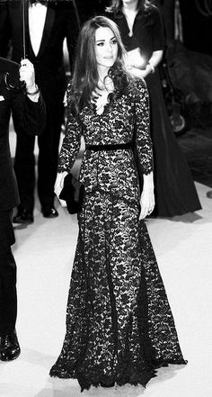 Kate would definitely be at the top of my style icons list.