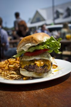 South carolina, Burgers and Shrimp burger on Pinterest