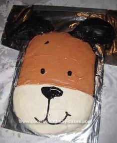 How To Make A Kipper The Dog Cake