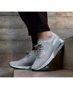 new concept 26dc6 83386 Nike Air Max 90 Ultra 2.0 Pale Grey Wolf Grey White