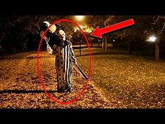 CLOWN SIGHTING! Chased by a KILLER Clown! *actual footage* NOT CLICKBAIT - YouTube