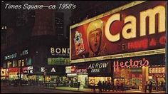 advertisment History Of Tobacco, Billboard, Camel, Times Square, Broadway Shows, Poster Wall, Camels, Bactrian Camel