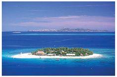 Beachcomber Island Fiji