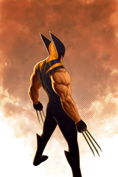 WOLVERINE WEDNESDAY - 35 by *reau