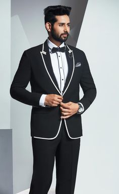 Buy designer suits for men online at low price from a huge collection of men's ethnic wear collection. Get latest patterns created by top designers in industry.