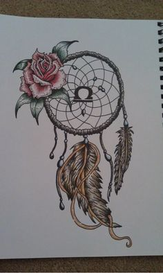 Next tattoo- dreamcatcher with the libra sign