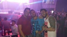 Con Hector y Vico
