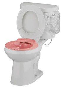 Healthstar Elongated Sitz Baths Oblong Sitz Bath For Long Bowel