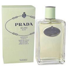 Prada Milano Infusion D'Iris 3.4 oz Eau De Parfum EDP Spray Fragrance For Women #Prada