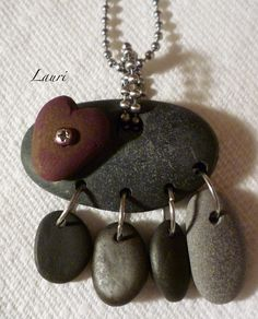 Lake Superior Rock jewelry by Leoh