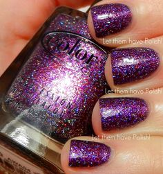 Let them have Polish!: Color Club Winter Affair Holiday 2012 Collection Swatches