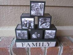 Family Photo blocks                                                                                                                                                                                 More