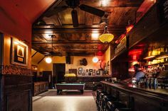 Townhouse & the Del Monte Venice Restaurant Design, Restaurant Bar, Juice Joint, Speakeasy Bar, Old Bar, Dive Bar, Hooch, Modern Buildings, Hot Springs